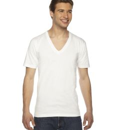 2456W Fine Jersey V-Neck T-Shirt