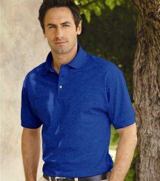 J100 Jerzees Adult Cotton Jersey Polo