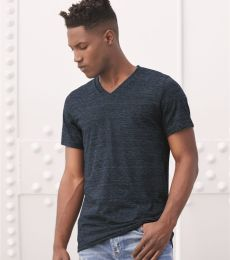 BELLA+CANVAS 3005 Cotton V-Neck T-shirt