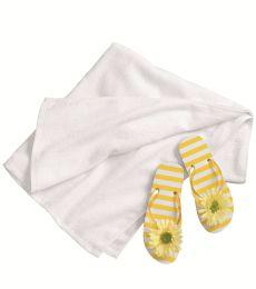 Carmel Towel Company C2858 Terry Beach Towel