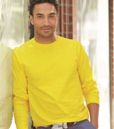 HD6L Fruit of the Loom Adult Lofteez HDLong-Sleeve T-Shirt