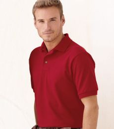 055X Stedman by Hanes® Cotton Pique Polo