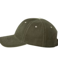 Yupoong 6161 Contrast Stitch Hat