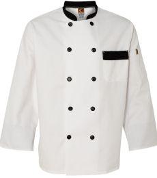 Augusta Sportswear 1535 Garnish Chef Coat