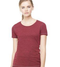 W1101 All Sport Ladies' Triblend Short Sleeve T-Shirt