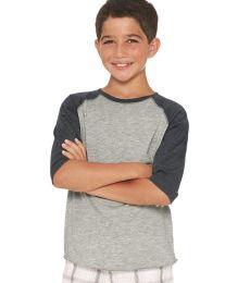 6130 LA T Youth Vintage Baseball T-Shirt