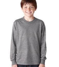 29BL Jerzees Youth Long-Sleeve Heavyweight 50/50 Blend T-Shirt