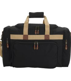 3013 UltraClub® Polyester Travel Duffel