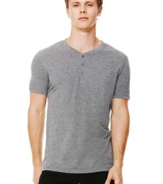 BELLA+CANVAS 3125 Short Sleeve Henley