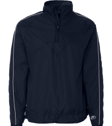 Rawlings 9708 Quarter-Zip Micro Poly Pullover