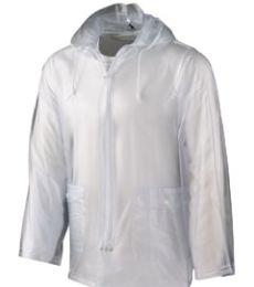 3160 Augusta Adult Clear Rain Jacket