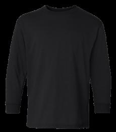 5400B Gildan Youth Heavy Cotton Long Sleeve T-Shirt