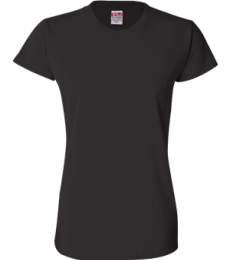 3325 Bayside Ladies' Short-Sleeve Tee
