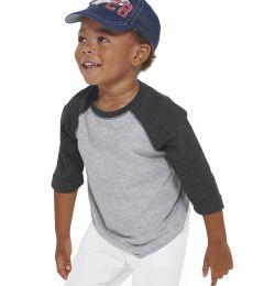 3330 Rabbit Skins Toddler Baseball Raglan