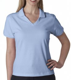 337 Jerzees Ladies' 50/50 Jersey Polo with SpotShield®