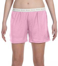 3393 Champion Logo Ladies' Mesh Shorts