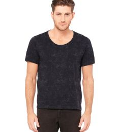 BELLA+CANVAS 3406 Mens Wide Neck Jersey T-Shirt