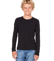 BELLA+CANVAS 3501Y Youth Long-Sleeve T-Shirt