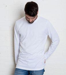Ei-Lo 3601 Unisex Cotton Long Sleeve Tee