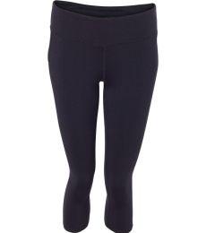 W5009 All Sport Ladies' Capri Legging