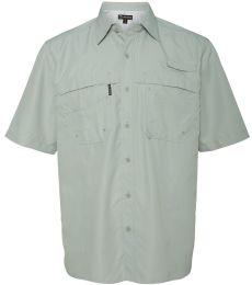 DRI DUCK 4406 Catch Short Sleeve Performance Fishing Shirt
