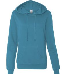 SS650 Independent Trading Co. Juniors' Lightweight Pullover Hooded Sweatshirt