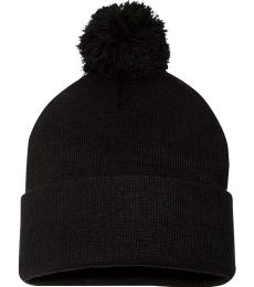 SP15 Sportsman  - Pom Pom Knit Cap -