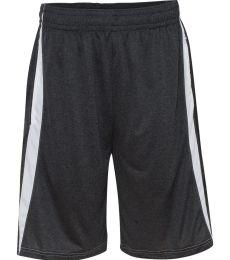 Badger 4310 Fusion Colorblock Shorts
