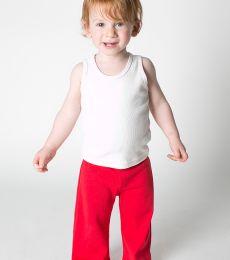 4032 American Apparel Infant Baby Rib Karate Pant