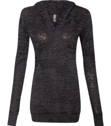 Next Level 6521 The Burnout Hoody