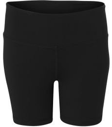 W6507 All Sport Ladies' Fitted Short