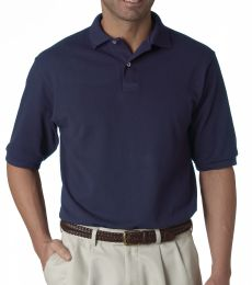 438 Jerzees Adult 50/50 Pique Polo with SpotShield®