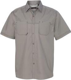 DRI DUCK 4357 Guide Performance Poplin Shirt