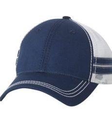 Sportsman 9600 - Trucker Cap with Stripes