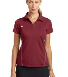 Nike Golf Ladies Dri FIT Sport Swoosh Pique Polo 452885