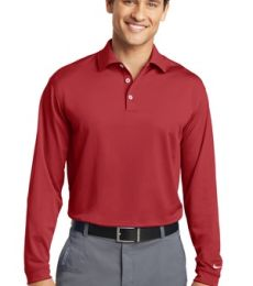Nike Golf Long Sleeve Dri FIT Stretch Tech Polo 466364