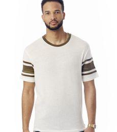 02818EA Alternative Men's Touchdown Camo T-Shirt