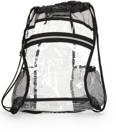 4889 Gemline Clear Event Deluxe Cinchpack