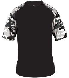 4141 Badger Camo Sport T-Shirt