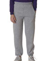4950B Jerzees Youth Super Sweats® Fleece Pants with Pockets