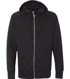 Alternative 5061, 5081 Vintage French Terry Hooded Full-Zip Raglan Sweatshirt