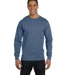 5186 Hanes 6.1 oz. Ringspun Cotton Long-Sleeve Beefy-T®