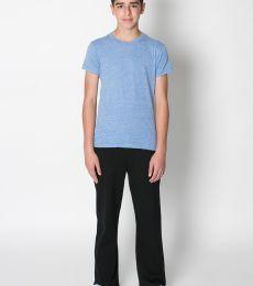 5250 American Apparel Youth Fleece Slim Fit Pant