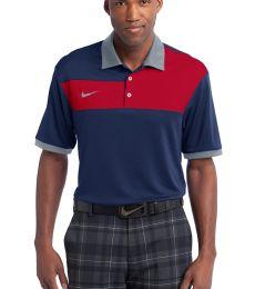 Nike Golf Dri FIT Sport Colorblock Polo 527806