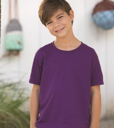 3931B Fruit of the Loom Youth 5.6 oz. Heavy Cotton T-Shirt