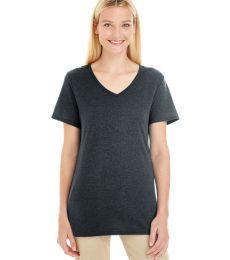 Jerzees 601WVR Women's Tri-Blend V-Neck Short Sleeve T-Shirt