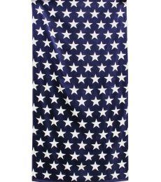 Carmel Towel Company C3060STAR Stars and Stripes Towel