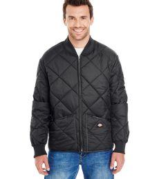 61242 Dickies 6 oz. Diamond Quilt Jacket
