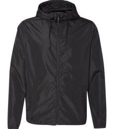 Independent Trading Co. EXP54LWZ Light Weight Windbreaker Zip Jacket