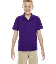 65108 Ash City - Extreme Eperformance™ Youth Shield Snag Protection Short-Sleeve Polo